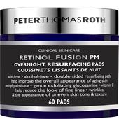 Peter Thomas Roth - Retinol Fusion PM - Overnight Resurfacing Pads