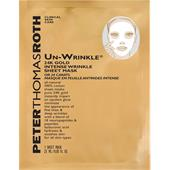 Peter Thomas Roth - Un-Wrinkle - 24K Gold Intense Wrinkle Sheet Mask