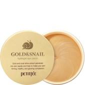 Petitfée - Patches - Gold & Snail Hydrogel Eye Patch