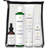 Philip B - Shampoo - Four Step Hair & Scalp Treatment Set Paraben Free