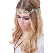 Pink Pewter - Hair accessories - Maisy Silver
