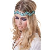 Pink Pewter - Hair accessories - Maisy Turquoise