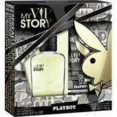 Playboy - My VIP Story - Gift Set