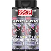 Playboy - New York - Triple Pack
