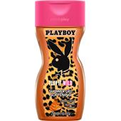 Playboy - Play It Wild - Shower Gel