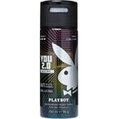 Playboy - YOU 2.0 - Deodorant Body Spray