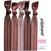 Popband - Hairbands - Hair Tie Cocoa