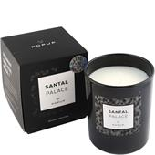 Popup - Black Edition - Duftlys Santal Palace