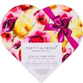 Pretty & Fresh - Masken - Love & Care Pack
