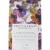 Pretty & Fresh - Masken - Week in Bliss Pack