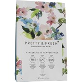 Pretty & Fresh - Masken - Weekend in Heaven Pack