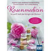 """Primavera - Livres d'aromathérapie - """"Rosenmedizin"""" Médecine à la rose"""