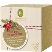 Primavera - Energizing Ingwer Limette - Ein Fest für die Sinne Geschenkset