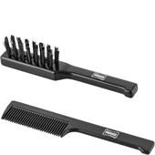 Proraso - Rasier- & Bartzubehör - Old Style Moustache Brush Set