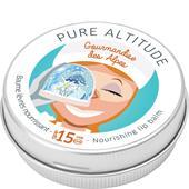 Pure Altitude - Gesicht - Gourmandises des Alpes - Lippenbalsam