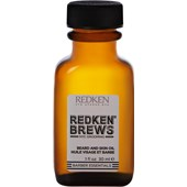 Redken - Brews - Beard And Skin Oil