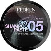Redken - Dry Shampoo - Dry Shampoo Paste 05