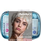 RefectoCil - Augenbrauen - Basic Colours Starter Kit