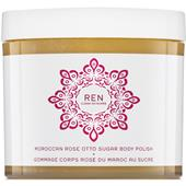 Ren Skincare - Moroccan Rose Otto - Sugar Body Polish