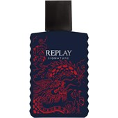 Replay - Signature - Red Dragon Eau de Toilette Spray