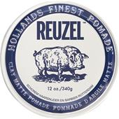 Reuzel - Vlasový styling - Clay Matte Pomade Hog
