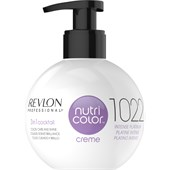 Revlon Professional - Nutri Color Creme - 1022 Intensive Platinum