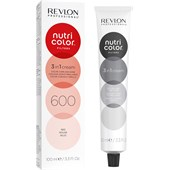 Revlon Professional - Nutri Color Filters - 600 Red