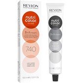 Revlon Professional - Nutri Color Filters - 740 Light Copper