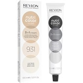 Revlon Professional - Nutri Color Filters - 931 Light Beige