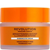 Revolution Skincare - Augenpflege - Brightening Boost Ginseng Eye Cream