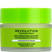 Revolution Skincare - Augenpflege - Nourishing Boost Avocado Eye Cream