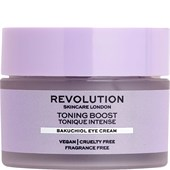 Revolution Skincare - Augenpflege - Toning Boost Bakuchiol Eye Cream