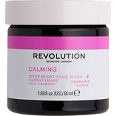 Revolution Skincare - Masks - Calming Overnight Face Mask