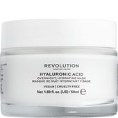Revolution Skincare - Masken - Hyaluronic Acid Overnight Hydrating Mask
