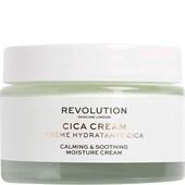 Revolution Skincare - Moisturiser - Cica Calming & Soothing Moisture Cream