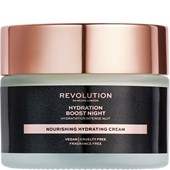 Revolution Skincare - Moisturiser - Hydration Boost Night Nourishing Hydrating Cream