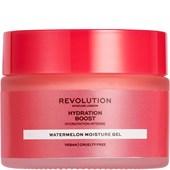 Revolution Skincare - Moisturiser - Hydration Boost Watermelon Moisture Gel