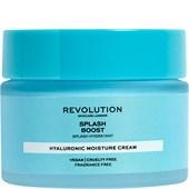 Revolution Skincare - Moisturiser - Splash Boost  Hyaluronic Moisture Cream
