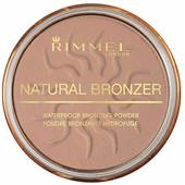 Rimmel London - Ansikte - Natural Bronzing Powder
