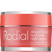Rodial - Hautpflege - Dragon's Blood Hyaluronic Night Cream