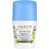 SANOFLORE - Körperpflege - Deodorant Citrus