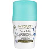 SANOFLORE - Körperpflege - Deodorant Pureté