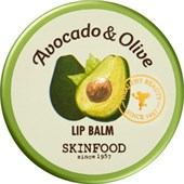 SKINFOOD - Avocado - Olive Lip Balm