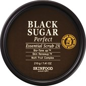 SKINFOOD - Black Sugar - Perfect Essential Scrub 2X