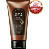SKINFOOD - Black Sugar - Perfect Scrub Foam