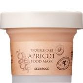 SKINFOOD - Masken - Trouble Care Apricot Mask