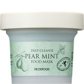 SKINFOOD - Cleansing - Deep Cleanse Pear Mint Mask