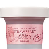 SKINFOOD - Cleansing - Pore Cleanse & Exfoliate Strawberry Sugar Mask