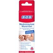 SOS - Wundversorgung - Medizinisches Wund-Gel