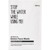 STOP THE WATER WHILE USING ME! - Gesichtspflege - Parsley Kale Detox Face Mask Refill